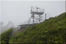 SX4850 : Coastal radar station by N Chadwick
