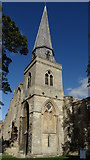 TF6120 : King's Lynn - The Chapel of St Nicholas spire by Colin Park