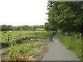 SE1729 : Bridleway off Rockhill Lane by Stephen Craven
