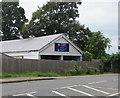 ST5394 : St John's-On-The-Hill School building, Tutshill by Jaggery