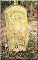 SP7510 : Old Milepost by A Rosevear & J Higgins