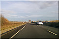 TL0143 : A421 towards Bedford by Robin Webster