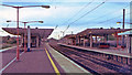 TL2501 : Potters Bar station, 1993 by Ben Brooksbank