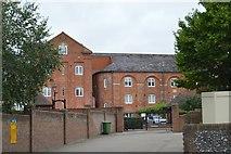 SU8486 : Former Wethereds brewery by N Chadwick