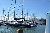 SX4553 : Mayflower Marina by N Chadwick