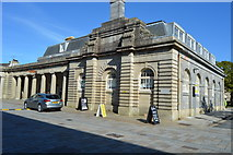 SX4653 : Royal William Yard - Police block by N Chadwick