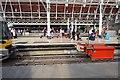 TQ2681 : End of the line, Paddington Station by N Chadwick