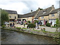 SP1620 : Bourton on the Water - motor museum by Chris Allen