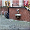 SE3033 : Drinking fountain, The Bourse by Alan Murray-Rust