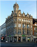 SE3033 : Yorkshire Building Society, Briggate by Alan Murray-Rust