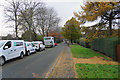 SD5625 : Grass verge on Carr Street by Bill Boaden