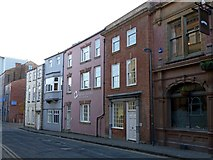 SE3033 : 8-16 Dock Street, Leeds by Alan Murray-Rust