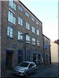 SE3033 : 20 & 22 Dock Street, Leeds by Alan Murray-Rust