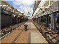 SJ3288 : Princes Pavement, Pyramids Shopping Centre, Birkenhead by Graham Robson