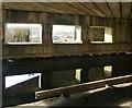 SE2933 : Under the railway bridge by Alan Murray-Rust