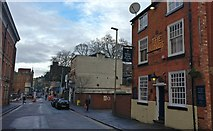 SK5804 : The Kings Head Real Ale Pub by Mat Fascione
