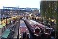 TQ2884 : Camden Lock Market by DS Pugh