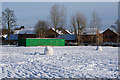 SK3515 : Western Park, Ashby by Oliver Mills