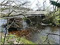NS3621 : The A77 bridge over the River Ayr by Humphrey Bolton