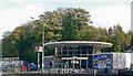 TQ2850 : Redhill station entrance, 2004 by Ben Brooksbank