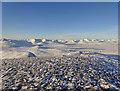 NN3744 : Winter Summit View by Adam Ward