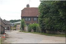 TQ3129 : Bowder's Farmhouse by N Chadwick