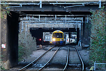 TQ3084 : Between Bridges by Martin Addison