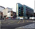 J3474 : Transport House, Belfast by Kenneth  Allen