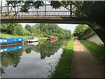 TQ1281 : Grand Union Canal Walk by Shaun Ferguson