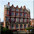 SO9198 : The Prince Albert in Wolverhampton city centre by Roger  Kidd