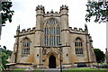ST4309 : West front, St Bartholomew's Church by Bill Harrison