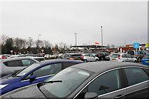 SK2003 : Car park of The Jolly Sailor Retail Park by Bill Boaden