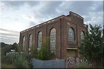TQ3869 : Old building at Shortlands Junction by N Chadwick
