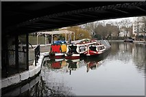 TQ2681 : Little Venice, Regent's Canal by Oast House Archive