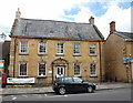 ST4409 : 17 Market Street, Crewkerne by Bill Harrison