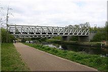 TQ3785 : Waterfall Bridge (south) by David Kemp