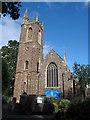 ST5974 : St Agnes church - west end by Stephen Craven