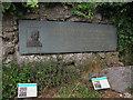 ST5673 : Brunel plaque by the Clifton bridge by Stephen Craven