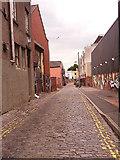 ST5973 : Backfields Lane, Bristol by Stephen Craven