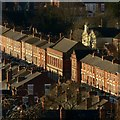 SK5839 : Sneinton Boulevard from Colwick Woods by Alan Murray-Rust