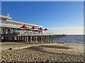 TM3034 : Felixstowe Pier and The Boardwalk by John Sutton