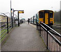 SS9398 : Cardiff Central train awaits departure from Treherbert by Jaggery