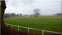 SO8455 : Worcester Racecourse by Jonathan Billinger