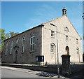 NJ5239 : Huntly parish kirk, Church Street, Huntly by Bill Harrison