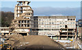 NZ2742 : Demolition of Milburngate House : Week 52