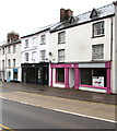 SO3014 : Monk Street shop to let, Abergavenny by Jaggery