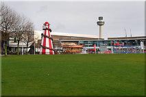 SJ3490 : Chavasse Park, Liverpool One by David Dixon
