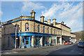 SE1337 : Shops on Victoria Road, Saltaire by Des Blenkinsopp
