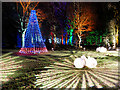 SJ7387 : Christmas at Dunham Massey (02) by David Dixon