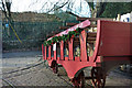 SE1338 : Old Carriage, Shipley Glen Tramway by Des Blenkinsopp
